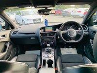 USED 2015 15 AUDI A4 2.0 TDI BLACK EDITION NAV 4d 187 BHP