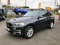 2015 BMW X5 3.0 X-DRIVE 30D SE AUTO 255 BHP 7 Seater £20495.00