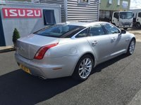 USED 2012 JAGUAR XJ 3.0 D V6 LUXURY SALOON AUTO 275 BHP PAN ROOF