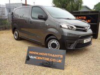 USED 2019 19 TOYOTA PROACE 1.6 EURO6  ACTIVE 6d 95 BHP