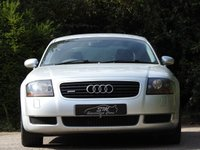 USED 2000 W AUDI TT 1.8 QUATTRO 3d 225 BHP DEMO + 1 OWNER ONLY 64K FSH AC