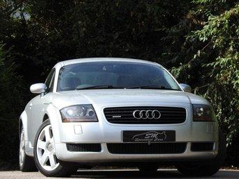 2000 AUDI TT 1.8 QUATTRO 3d 225 BHP £3290.00