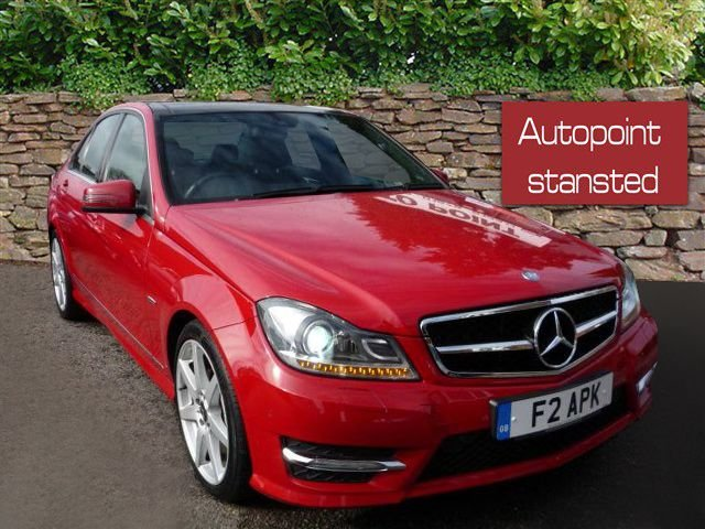 2016 MERCEDES-BENZ C CLASS C250 CDI BLUEEFFICIENCY SPORT 4DR AUTO