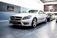 USED 2011 61 MERCEDES-BENZ CLS CLASS 3.0 CLS350 CDI SPORT AMG 4d AUTO 265 BHP