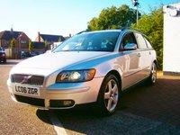 USED 2006 06 VOLVO V50 2.4 SE 5d AUTO 170 BHP