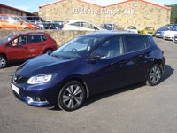 USED 2015 15 NISSAN PULSAR 1.2 TEKNA DIG-T 5d 115 BHP ROAD TAX ONLY £30 A YEAR