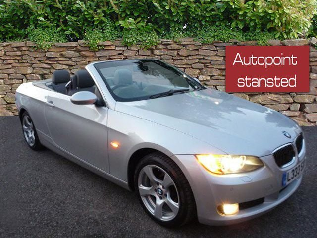 2008 BMW 3 SERIES 325I SE 2DR AUTO COUPE CONVERTIBLE