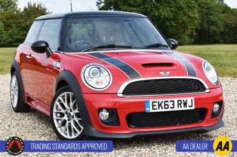 2013 MINI HATCH COOPER 2.0 COOPER SD 3d 141 BHP £8950.00
