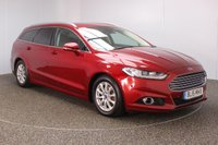 USED 2015 15 FORD MONDEO 1.6 TITANIUM ECONETIC TDCI 5DR SAT NAV HEATED LEATHER SEATS 1 OWNER 114 BHP FULL SERVICE HISTORY + FREE 12 MONTHS ROAD TAX + HEATED LEATHER SEATS + PANORAMIC ROOF + SATELLITE NAVIGATION + PARK ASSIST + PARKING SENSOR + BLUETOOTH + CRUISE CONTROL + CLIMATE CONTROL + MULTI FUNCTION WHEEL + PRIVACY GLASS + DAB RADIO + ELECTRIC WINDOWS + ELECTRIC MIRRORS + 16 INCH ALLOY WHEELS