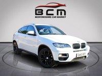 2012 BMW X6 BMW X6 3.0 30d xDrive 5dr £14985.00