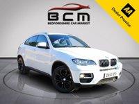 USED 2012 62 BMW X6 BMW X6 3.0 30d xDrive 5dr