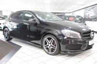 2015 MERCEDES-BENZ A CLASS 1.5 A180 CDI AMG SPORT AUTO BLUEEFFICIENCY £10950.00
