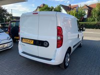 USED 2015 64 VAUXHALL COMBO 1.2 2000 L1H1 CDTI SPORTIVE Berlingo Partner Connect Van 1d 90 BHP Vauxhall Combo 1.2 L1H1 CDTi Sportive Berlingo Partner Connect Type Van Low Mileage Service History 12 Months FREE AA Breakdown Cover