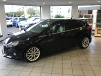 USED 2014 64 FORD FOCUS 1.0 ZETEC S S/S 5d 124 BHP