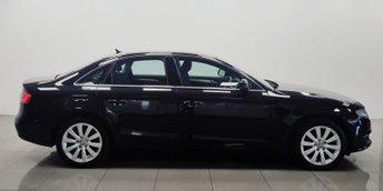 2009 AUDI A4 2.0 TFSI 4d 208 BHP £4450.00