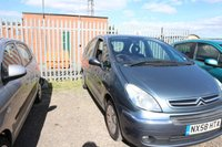 USED 2008 58 CITROEN XSARA PICASSO 1.6 PICASSO DESIRE 16V 5d 108 BHP *PX CLEARANCE - NOT INSPECTED - NO WARRANTY - NOT AVAILABLE ON FINANCE - NO PX TAKEN*