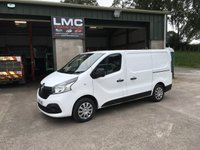 USED 2017 17 RENAULT TRAFIC 1.6 SL27 BUSINESS PLUS DCI 120 BHP