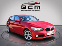 2015 BMW 1 SERIES 1.5 116D SE 5d AUTO 114 BHP £9485.00