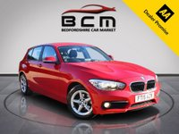 USED 2015 15 BMW 1 SERIES 1.5 116D SE 5d AUTO 114 BHP