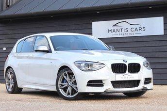 2014 BMW 1 SERIES 3.0 M135I 5d 316 BHP £13995.00