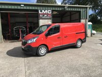 2015 RENAULT TRAFIC 1.6 SL27 BUSINESS ENERGY DCI 120 BHP £7450.00