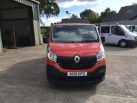 USED 2015 15 RENAULT TRAFIC 1.6 SL27 BUSINESS ENERGY DCI 120 BHP