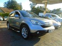 USED 2007 07 HONDA CR-V 2.2 I-CTDI EX 5d 139 BHP