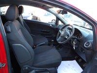 USED 2011 61 VAUXHALL CORSA 1.4 SXI AC 3d 98 BHP NEW MOT, SERVICE & WARRANTY