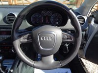 USED 2012 12 AUDI A3 2.0 TDI Sport Sportback S Tronic 5dr 2 Owners, Full Audi History