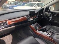 USED 2012 12 AUDI A8 3.0 TDI SE Tiptronic quattro 4dr £10,000 OF EXTRAS GREAT SPEC