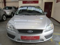 USED 2006 56 FORD FOCUS 1.6 LX 5dr ***88000 MILES S/HISTORY***