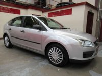 2006 FORD FOCUS 1.6 LX 5dr £1550.00