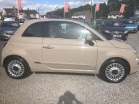 USED 2013 63 FIAT 500 1.2 Lounge (s/s) 3dr