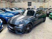USED 2017 67 BMW 4 SERIES 2.0 420d M Sport Gran Coupe Auto (s/s) 5dr PERFORMANCE KIT 20S FACELIFT!