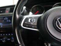 USED 2016 16 VOLKSWAGEN GOLF 2.0 TDI BlueMotion Tech GTD DSG 5dr SAT NAV + ADAPTIVE CRUISE
