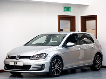 2016 VOLKSWAGEN GOLF 2.0 TDI BlueMotion Tech GTD DSG 5dr £13295.00