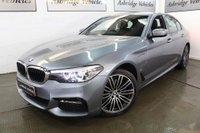 USED 2017 67 BMW 5 SERIES 2.0 530e iPerformance 9.2kWh M Sport Auto (s/s) 4dr 1 OWNER! COMFORT PACK!