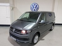 "USED 2016 66 VOLKSWAGEN TRANSPORTER 2.0 T28 TDI P/V HIGHLINE BMT 1d 101 BHP VAN, NO VAT NO VAT/1 Owner/Rear Parking Sensors/Bluetooth/16""Alloys"