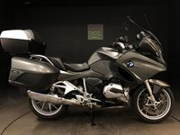 USED 2015 65 BMW R1200RT LE. 2015. FSH.19K. GREAT SPEC PLUS HUGE BMW TOP BOX