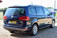 USED 2016 16 VOLKSWAGEN SHARAN 2.0 SEL TDI BLUEMOTION TECHNOLOGY 5d 175 BHP