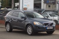 USED 2009 09 VOLVO XC60 2.4 D DRIVE SE LUX 5d 175 BHP FULL SERVICE HISTORY
