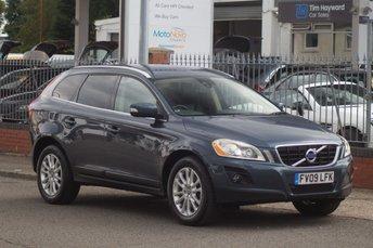 2009 VOLVO XC60 2.4 D DRIVE SE LUX 5d 175 BHP £4995.00