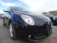 USED 2009 59 ALFA ROMEO MITO 1.4 VELOCE 16V 3d GREAT FIRST CAR