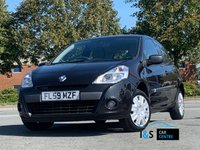 USED 2009 59 RENAULT CLIO 1.1 EXTREME 3d 74 BHP Excellent Value