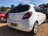 USED 2011 H VAUXHALL CORSA 1.4 SXI AC 5d 98 BHP VERY BRIGHT CLEAN CAR: