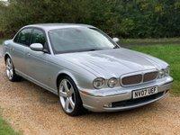 2007 JAGUAR XJ 4.2 R 4d AUTO 400 BHP £7990.00