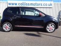 USED 2016 66 VOLKSWAGEN UP 1.0 UP BY BEATS 3d 74 BHP