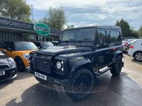 2016 LAND ROVER DEFENDER 2.2 TD XS STATION WAGON 3d 122 BHP