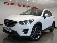 2015 MAZDA CX-5 2.2 D SPORT NAV 5dr 2WD..VERY HIGH SPEC !! £9950.00