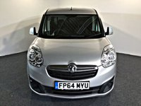 USED 2014 64 VAUXHALL ASTRA 1.2 2300 L2H1 CDTI S/S SPORTIVE ECOFLEX 1d 90 BHP LONG WHEEL BASE, 5 SEATS, AIR CONDITIONING